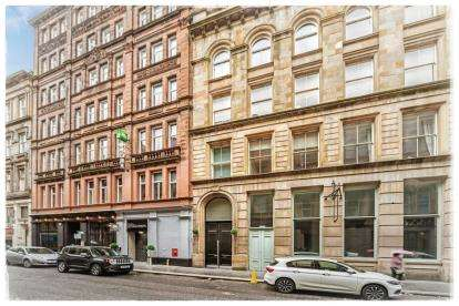 2 Bedrooms Flat for sale in Miller Street, Merchant City, Glasgow