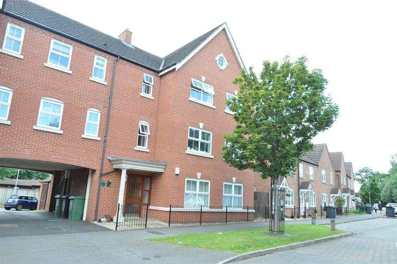 2 Bedrooms Apartment Flat for sale in Brandwood Crescent, Kings Norton, Birmingham