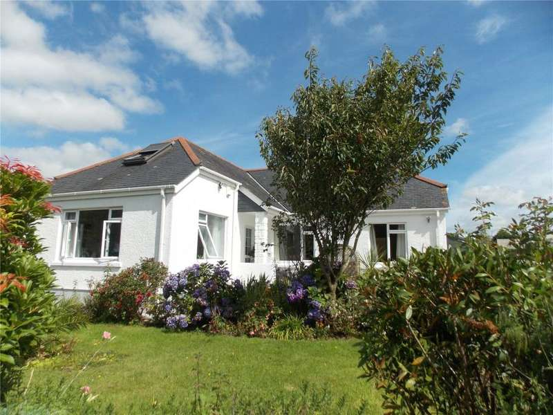 5 Bedrooms Detached Bungalow for sale in Treviades, Constantine, Falmouth