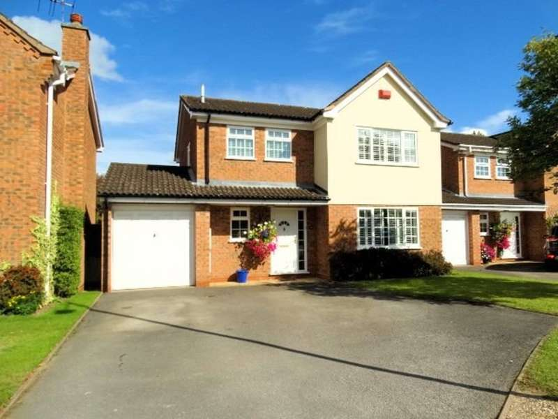 4 Bedrooms Detached House for sale in Frankholmes Drive, Shirley