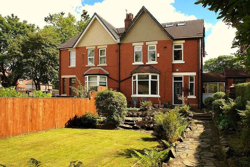 4 Bedrooms Semi Detached House for sale in 655 Oldham Road, Rochdale
