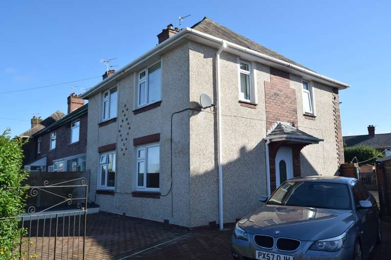 3 Bedrooms End Of Terrace House for sale in Ainslie Street, Barrow-in-Furness, Cumbria, LA14 5BG