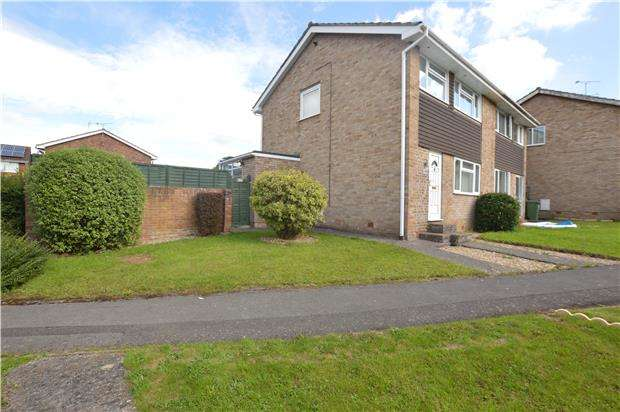 3 Bedrooms Semi Detached House for sale in Rectory Close, Yate, BRISTOL, BS37 5SE