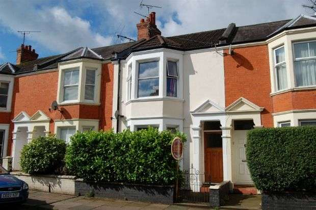 3 Bedrooms Terraced House for sale in Collingwood Road, Abington, Northampton NN1 4RL