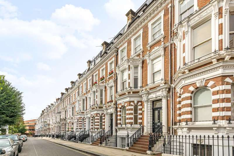 3 Bedrooms Flat for sale in Hornton Street, Kensington, W8