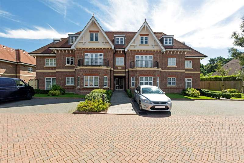2 Bedrooms Flat for sale in South Riding, Shoppenhangers Road, Maidenhead, Berkshire, SL6