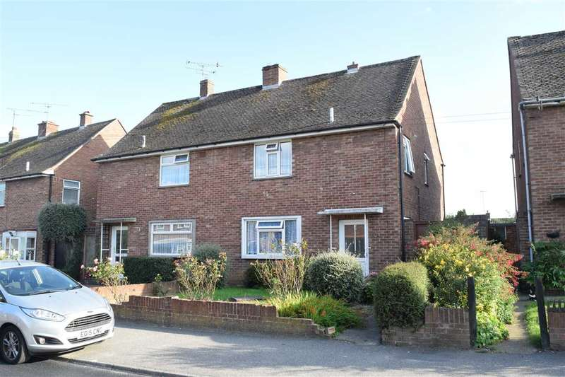 3 Bedrooms Semi Detached House for sale in Woodhall Road, Chelmsford