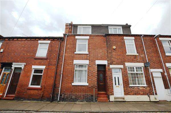 3 Bedrooms Terraced House for sale in Westland Street, Penkhull, Stoke-On-Trent
