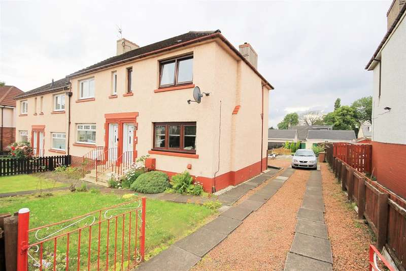 3 Bedrooms Terraced House for sale in Clapperhowe Road, Motherwell