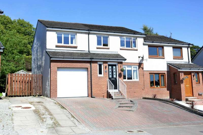 4 Bedrooms Semi Detached House for sale in Laurel Avenue, Aberdeen, Aberdeenshire, AB22 8QH