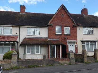 3 Bedrooms Terraced House for sale in Beakes Road, Smethwick, West Midlands