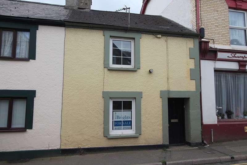 2 Bedrooms Terraced House for sale in Meddon Street, Bideford