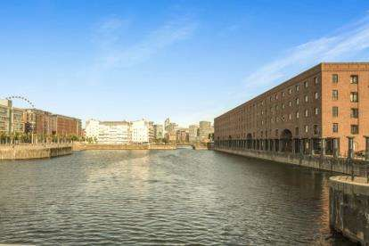 2 Bedrooms Flat for sale in South Quay, Wapping Quay, Liverpool, Merseyside, L3