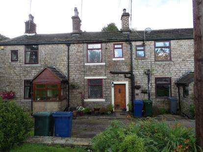 2 Bedrooms Terraced House for sale in York Street, Weir, Bacup, Lancashire, OL13