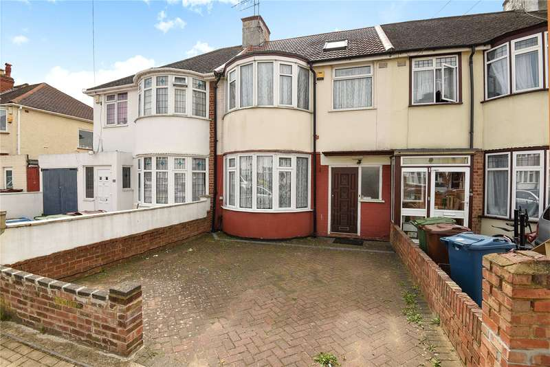 3 Bedrooms Terraced House for sale in Balmoral Road, Harrow, Middlesex, HA2