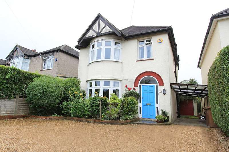 3 Bedrooms Detached House for sale in Buxton Lane, Caterham, Surrey, CR3