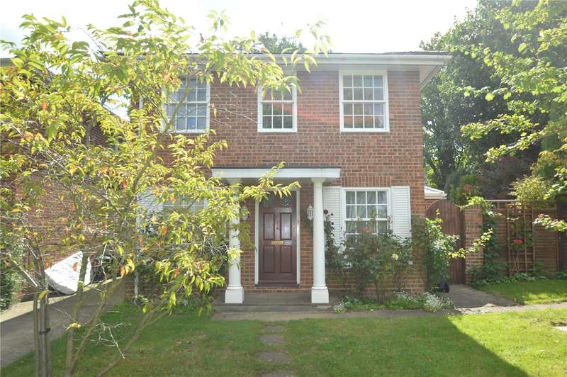 4 Bedrooms Detached House for rent in Digby Place, Croydon