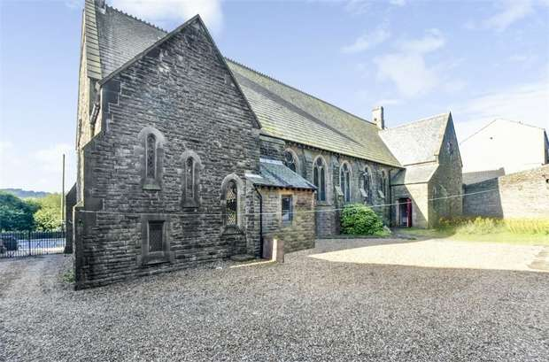 5 Bedrooms Detached House for sale in Woodhead Road, Tintwistle, Glossop, Derbyshire