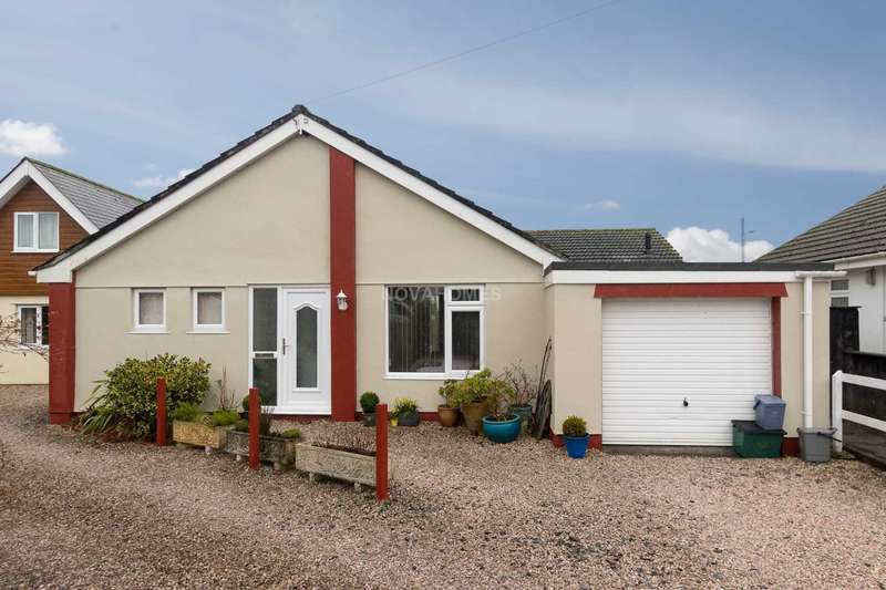 3 Bedrooms Detached Bungalow for sale in Sunway Close, Tavistock, PL19 8LU