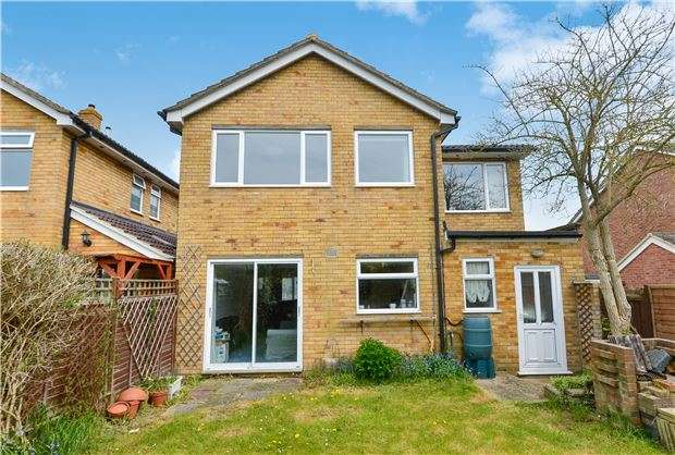 4 Bedrooms Detached House for sale in Longfellow Drive, ABINGDON, Oxfordshire, OX14 5PQ