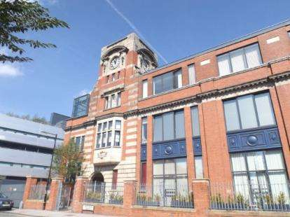 1 Bedroom Flat for sale in Woodfield Road, Altrincham, Greater Manchester, .