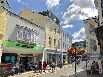 1 Bedroom Flat for sale in Dartmouth, Devon