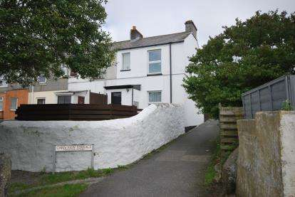 2 Bedrooms End Of Terrace House for sale in Redruth, Cornwall