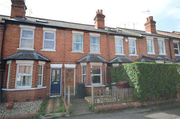 3 Bedrooms Terraced House for sale in Queen Street, Caversham, Reading