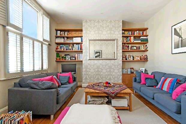 3 Bedrooms Flat for sale in Grafton Terrace, Kentish Town, NW5