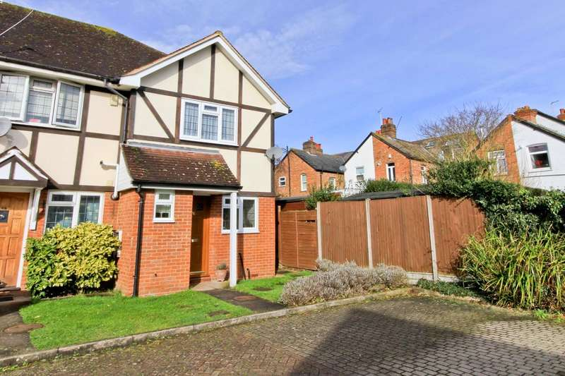 2 Bedrooms End Of Terrace House for sale in Thrush Green, Harrow