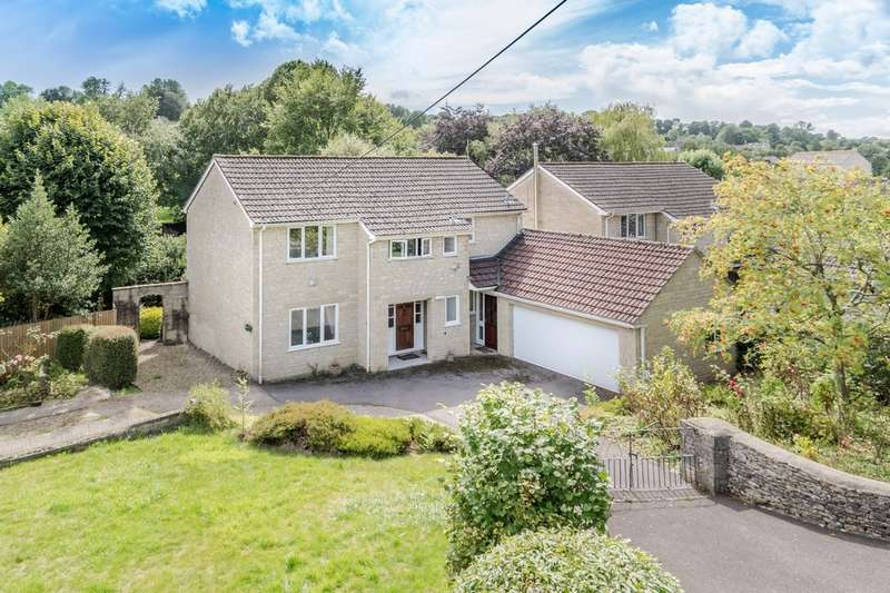 4 Bedrooms Detached House for sale in Old Hill, Avening