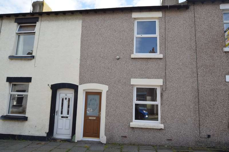 2 Bedrooms Terraced House for sale in Dover Street, Walney, Cumbria, LA14 3LE