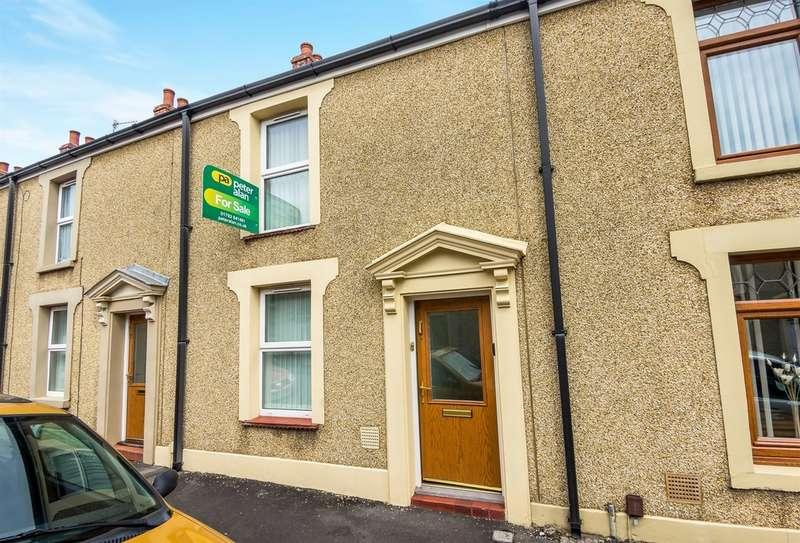 2 Bedrooms Terraced House for sale in Jersey Street, Swansea