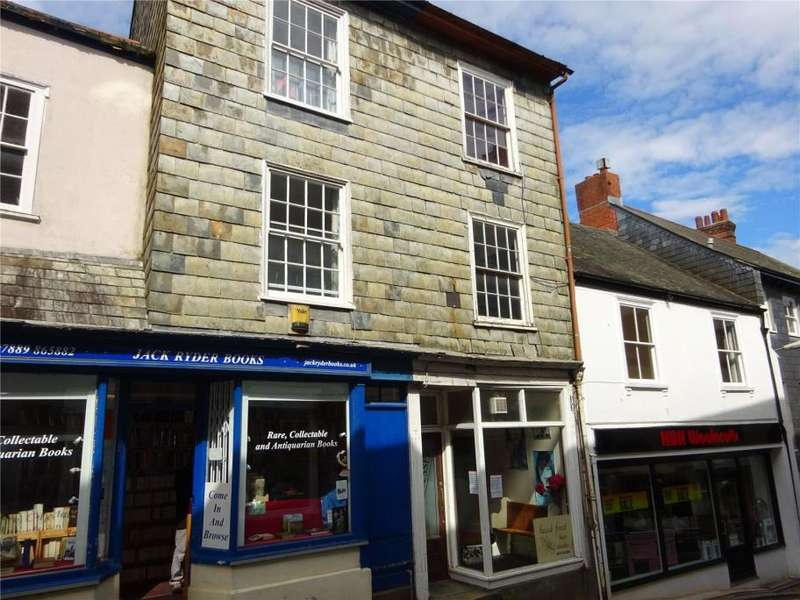 2 Bedrooms Flat for sale in Pike Street, Liskeard, Cornwall