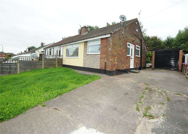 2 Bedrooms Bungalow for sale in 31 New Moss Road, Cadishead M44 5JN