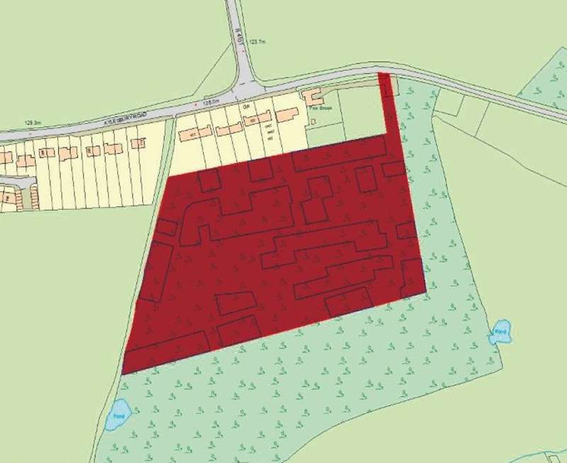 Land Commercial for sale in Aylesbury Road, Hockley Heath, Solihull, West Midlands, B94 6PP