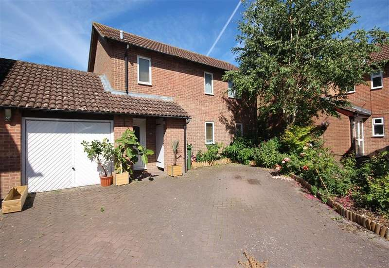 3 Bedrooms Link Detached House for sale in Warmans Close, Wantage, OX12