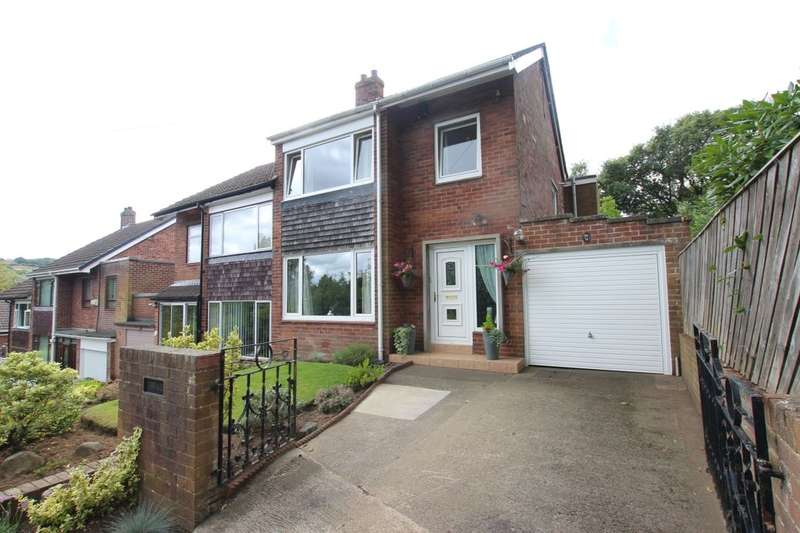 3 Bedrooms Semi Detached House for sale in Orchard Road, Rowlands Gill, NE39