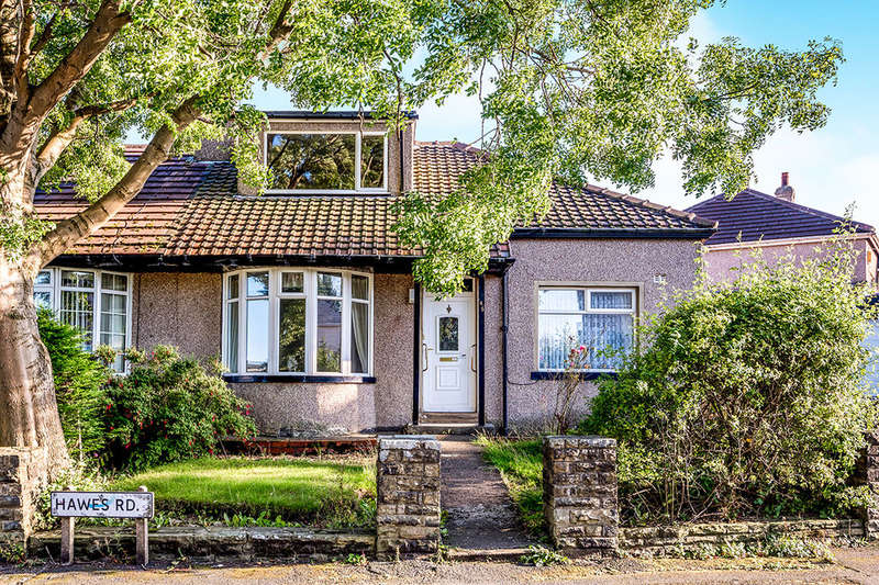 3 Bedrooms Semi Detached Bungalow for sale in Hawes Road, Bradford, BD5