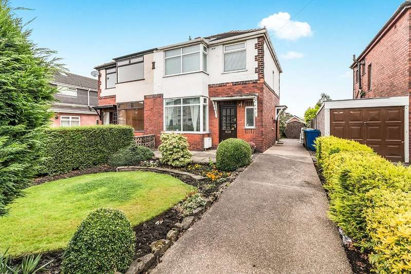 3 Bedrooms Semi Detached House for sale in Sale Lane, Tyldesley, Manchester, M29
