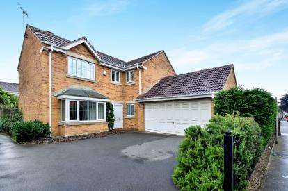 4 Bedrooms Detached House for sale in Moor Lane, Mansfield, Nottinghamshire