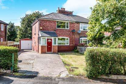3 Bedrooms Semi Detached House for sale in Weller Avenue, Chorlton, Manchester, Greater Manchester