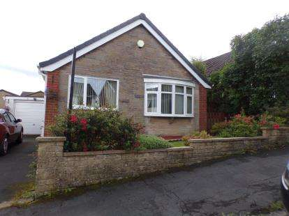 2 Bedrooms Bungalow for sale in Stirling Court, Briercliffe, Burnley, Lancashire, BB10