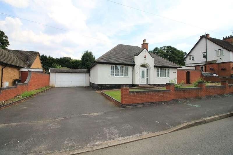 3 Bedrooms Detached Bungalow for sale in Pineapple Road, BIRMINGHAM, West Midlands