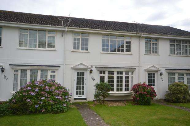 3 Bedrooms Terraced House for sale in Cotmaton Road, Sidmouth, Devon