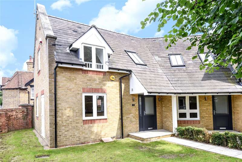2 Bedrooms Semi Detached House for sale in High Street, Harefield, Uxbridge, Middlesex, UB9