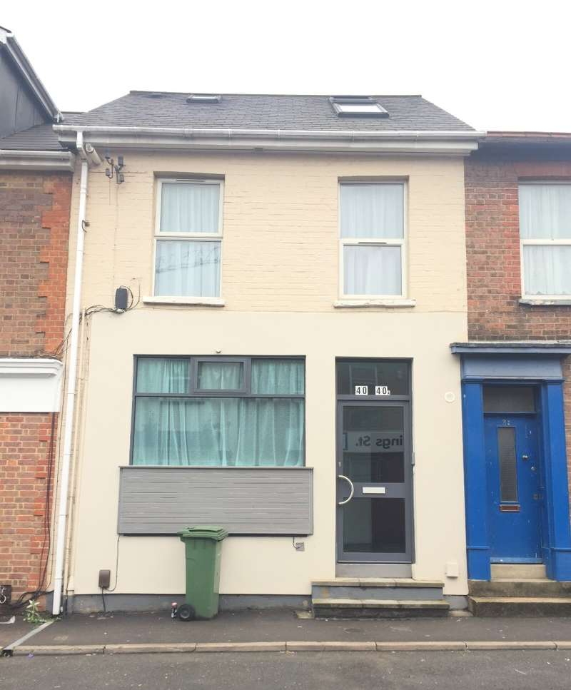 3 Bedrooms Terraced House for sale in Hastings Street, Luton, Bedfordshire, LU1 5BE