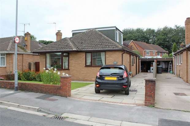 3 Bedrooms Detached House for sale in Gillow Road, Kirkham, Preston, Lancashire