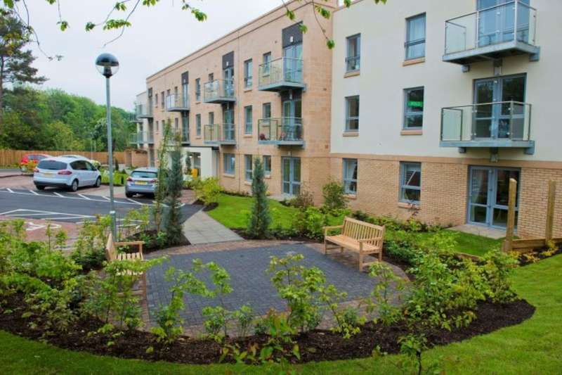 2 Bedrooms Flat for sale in Campsie Grove Kirkintilloch Road, Bishopbriggs, Glasgow, G64