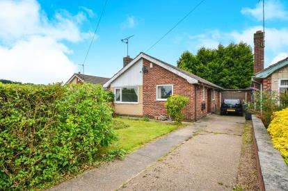 3 Bedrooms Bungalow for sale in Greenland Road, Sutton-In-Ashfield, Nottinghamshire, Notts